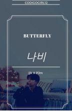 Butterfly- jikook by CodigoGirl12