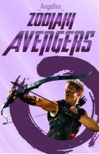 Zodiaki Avengers ✅ by _Angelixx_