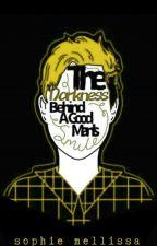 The Darkness Behind A Good Man's Smile (Darkiplier) by SoapyPasta