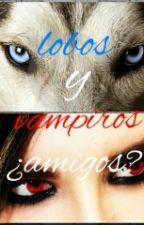 lobos y vampiros ¿amigos? / magconboys by claudiayluci