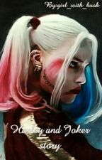 Harley and Joker story by girl_with_book