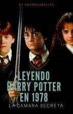 Leyendo Harry Potter en 1978 (La Camara Secreta) by BrendaArdiles