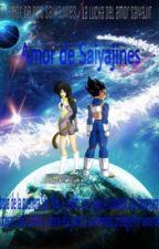 Amor de saiyajines. by kkoii1499