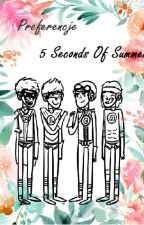 Preferencje 5 seconds of summer by Patronea15