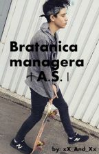 Bratanica managera | A.S. | by Alone_ee