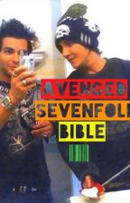 Avenged Sevenfold Bible by -funghoul-