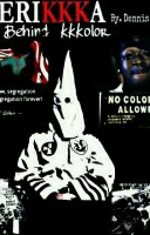 Amerikkka: Hidden Behind Color by _Dnice21_