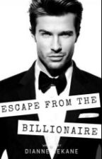 (ON HOLD) Escape From the Billionaire by diannepieakane