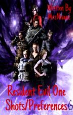 Resident Evil 6 One Shots by MrzNivanz19