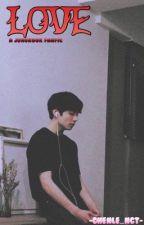 Love??  (Jungkook x Reader) by kpop_fangirl_trash