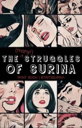 The Struggles of Surina by btwitssurina