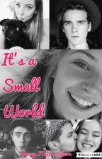 It's A Small World (Zoella & ThatcherJoe) by honey_mist_auburn