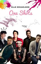 One Shots and Imagines by elleMikaelson
