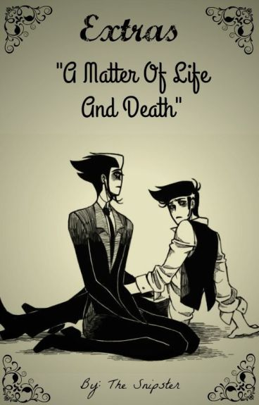 """Extras """"A Matter Of Life And Death"""""""