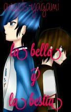 Morby La bella y La bestia by Angels-Yagami