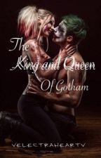 The King and Queen of Gotham by NooraAmalie