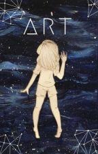 My Art Book | One by dacatnextdoor14