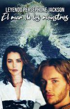Persefone Jackson y el Mar de los Monstruos  by summer_lov