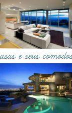 Casas E Seus Cômodos **Fechado by Laris_Unicorn