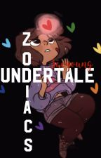 Undertale Zodiacs by --Seven_Tords--