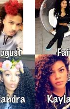 Adopted by August Alsina by MolayhaBowers