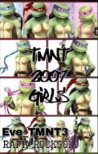TMNT Girls 2007 by Eve_tmnt3