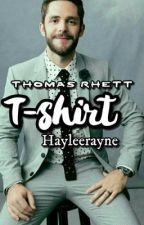 T-Shirt | Thomas Rhett by hayleerayne