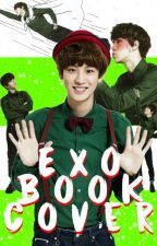 Exo Book Cover [CERRADO TEMPORALMENTE] by Flowers_9490