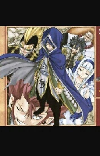 The New Member Crime Sorciere Fairy Tail Volume 2