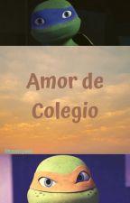 Amor De Colegio by tmntyaoi