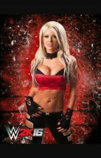 The WWE queen is back (Dean Ambrose) by Nerdy1224
