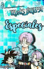 _____ Y Trunks Briefs || Especiales by Saiyajin_649
