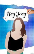 Hey Joey || Joey Birlem by -UnPxndxUnicornio