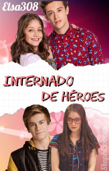 "internado de superheroes michaentina ruggarol agustina etc (""soy luna"")"