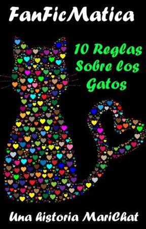 10 Reglas sobre los Gatos by FanFicMatica