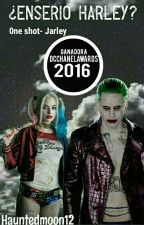 ¿Enserio Harley? #DChanelawards  by hauntedmoon12