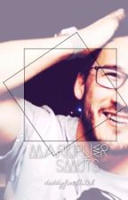 Markiplier Smuts || • Currently Being Edited! • || by koalamama