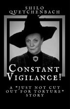 JNCOFT 2: Constant Vigilance!  (HP - Drarry) by ShiloQuetchenbach