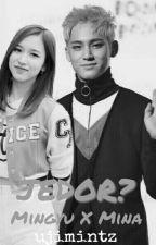 Jedor? ;Mingyu+Mina by ujimintz