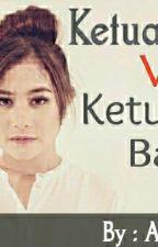 Ketua Osis Vs Ketua Basket by Azi_22