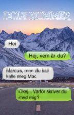 Dolt nummer || M.G by alvaomarsgirl16