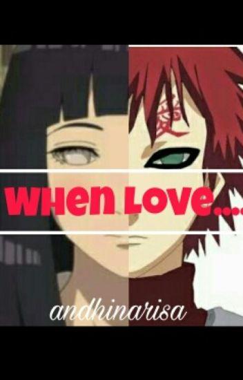 When love....