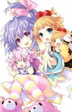 HyperDimension Neptunia X Readers by CPUCyanHeart
