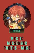 Mystic Messenger Photos + More by Acidisi