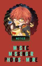 Mystic Messenger Photos + More by Acidisi