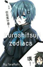 Kuroshitsuji Zodiacs by ToraAshi