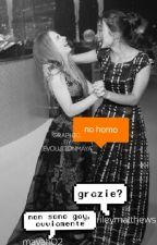 no homo - rilaya au [italian] by ayecaptainswan