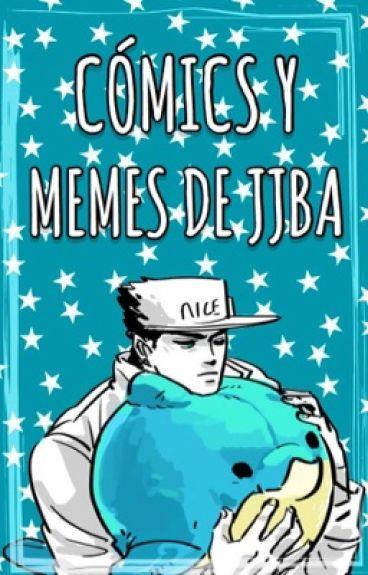 Cómics y Memes de JJBA