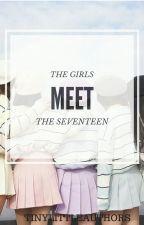 The Girls Meet The Seventeen (SEVENTEEN  Fanfiction) by tinylittleauthors