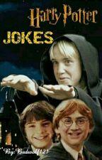 HP JOKES (Harry Potter SK) by Badwolf121